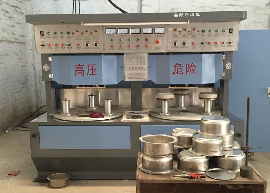 Cookware Bottom Brazing Machine